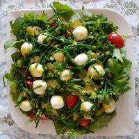 Zeekraal salade recept